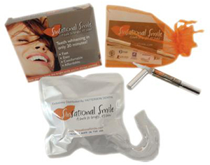 Sinsational Smile Teeth Whitening Kit